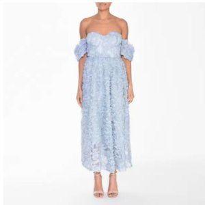 True Decadence Spring 21 - Applique Floral Dress